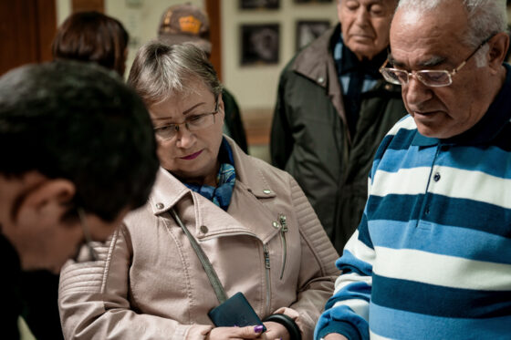 WISHING MIGDAL HAEMEK'S NAZI GHETTO VICTIMS A HAPPY 2019